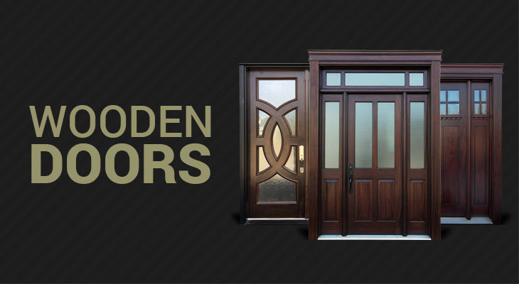 Why First Impression Wood Masters Recommend Wooden Doors