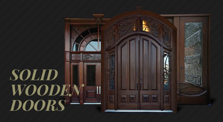 Benefits Of Solid Wooden Doors