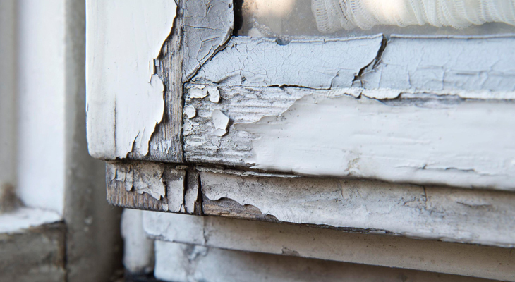 Damages Caused To Wooden Doors Over Time