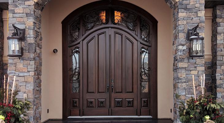 Wooden Door Aesthetics In Relation To Architecture