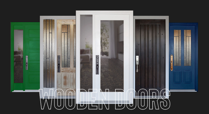 Different Types Of Wooden Doors