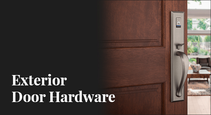 Importance Of Exterior Door Hardware