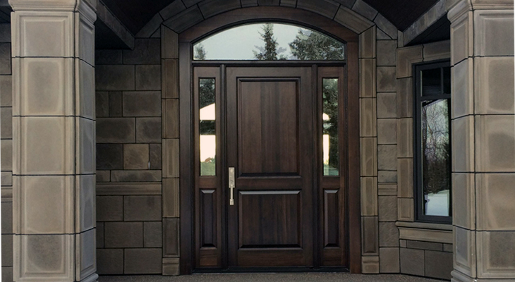 Wooden Doors Make The Best First Impression